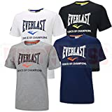 Everlast T-Shirt Choice of Champions schwarz S