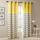#9: PVR Fashion Silhouette Collection - Digital Printed Curtain Set of 2 (Size - Door 46 X 84 inch/Color - Green Multicolor)
