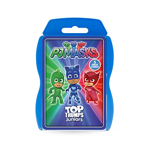 Top Trumps 032131 PJ máscaras