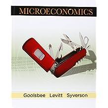 Microeconomics & Econportal Access by University Austan Goolsbee (2014-07-01)