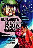 El Planeta De Los Hombres Verdes [DVD]