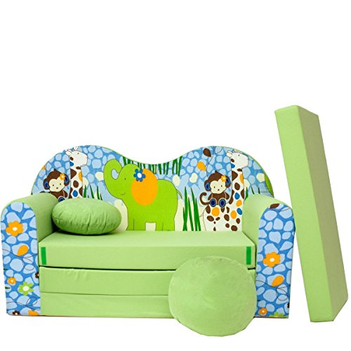 Kinder 2-er Set Kindersofa + sessel Z16 - 2