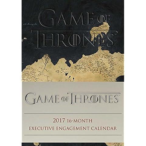 Game of Thrones Executive 2017 Calendar - A -glance Executive Desk