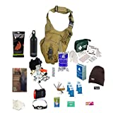 """Bug Out Bag"" Schultertasche"