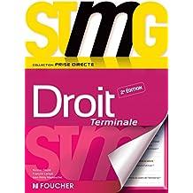 Prise directe Droit Tle STMG - 2e édition