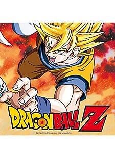 comogiochi servilleta 33x 33cm Dragon Ball Z, Multicolor, 5cg82009
