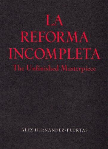 Portada del libro La Reforma Incompleta