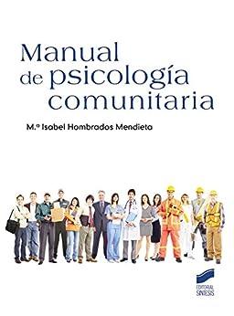 Manual de psicología comunitaria de [Mendieta, M.ª Isabel Hombrados]