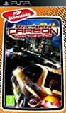 NEED FOR SPEED CARBON: OWN THE CITY ESSENTIALS PSP EN