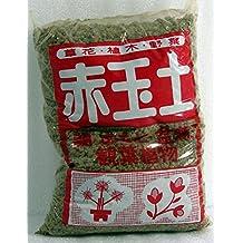 akadama Ibaraki Bonsai de tierra, medio de hasta feinkörnig (3–7mm), 2litros, de Japón