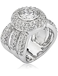 Shaze Sparkling Sun Stylish Party Fashion Ring for Women/Girls Rings for Women Stylish | Ring for Girlfriend