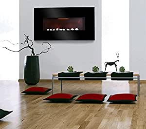 elektro wandkamin detroit mit feuereffekt 2000w baumarkt. Black Bedroom Furniture Sets. Home Design Ideas