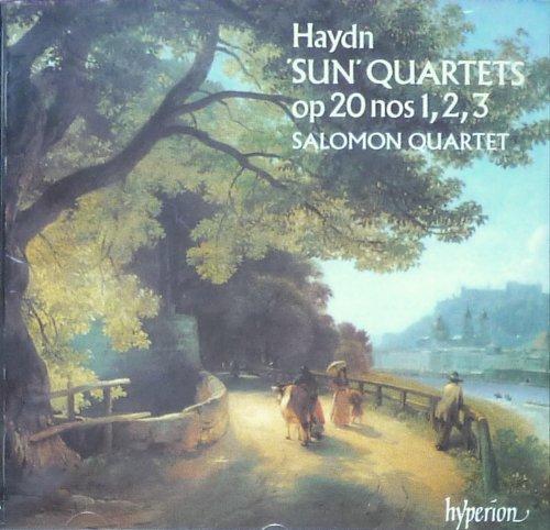 quartet-string-opus-20-1-3