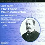 Saint-Sa�ns : The three violin concertos