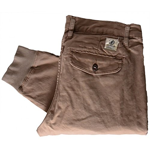 Franklin & Marshall -  Pantaloni  - Uomo Brown 36W/Regular