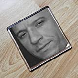 VIN DIESEL - Original Art Coaster #js006