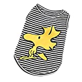 FANG1106 Pet cat dog clothes, puppy pet clothes sweatshirt Dog Clothes Spring Casual Dog T-shirt Stripes Cotton Pet T-shirt Pet clothes warm cute coat (Color : Multi-colored, Size : XXL)