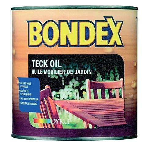 Lasure Teck - Huile teck oil