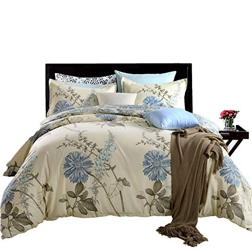 c5207d21b6cf4 GOOFUN-D1D Duvet Cover Bedding Cover Set Quilt Covers with Pillowcases -  Double Size