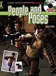 Comic Artist's Reference: People and Poses