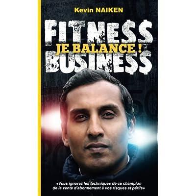 Fitness Business: je balance !