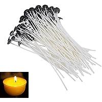 Cdet 100X Mecha natural de la vela de la vela baja de Ghee del humo para