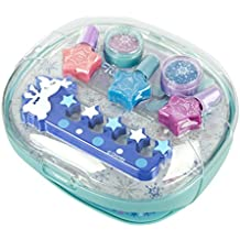 Frozen - Frosty Fun Nail Dryer, pack de manicura y pedicura (Markwins 9606910)