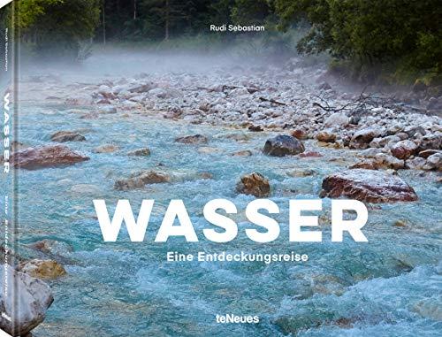 Wasser - Eine Entdeckungsreise, Der Bildband über das blaue Element unserer Erde (Deutsch, Englisch), 288 Seiten