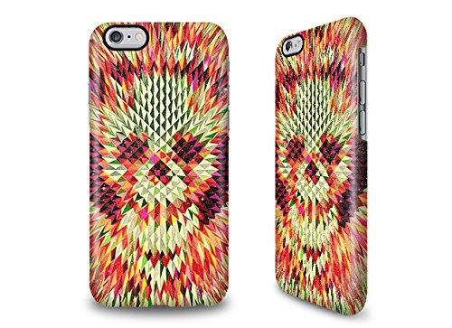 iPhone 6s Hülle mit Ali Gulec Design - Gardening Geo Skull