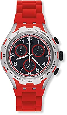 Watch Swatch Irony XLITE Chrono YYS4018AG RED de Swatch