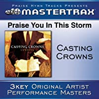 Praise You In The Storm [Performance Tracks]