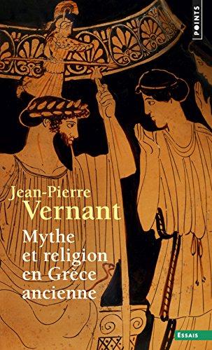 Mythe et Religion en Grce ancienne