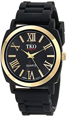 tko-tk641bk-montre-bracelet-femme-caoutchouc-noir
