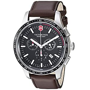Victorinox Swiss Army Alliance – Reloj cronógrafo deportivo para