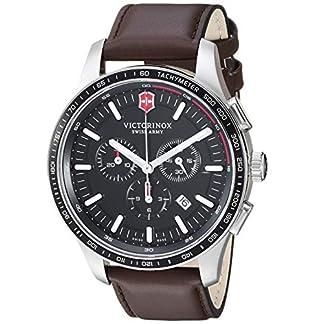 Victorinox Swiss Army Alliance Reloj Deportivo con cronómetro para Hombre