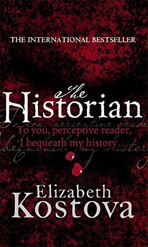 Book cover for The Historian