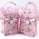 Layal Design Baby Shower Gastgeschenk – Accessoires für eine It's a Girl Mädchen Babyparty