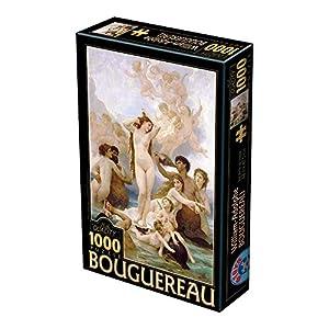 Unbekannt D de Toys 1-Puzzle 1000boug uereau