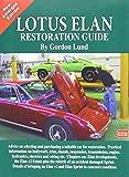 Lotus Elan Restoration Guide