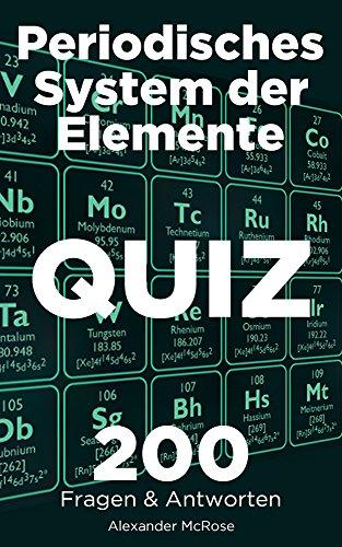 Periodisches System Der Elemente Quiz überprüfen Sie Ihr
