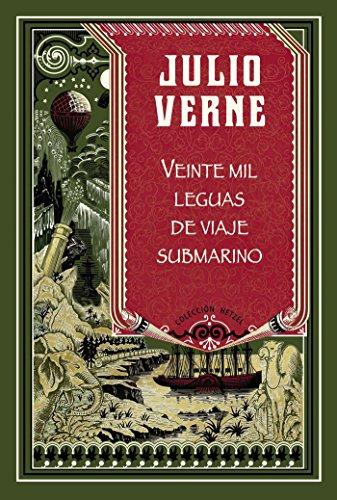 Veinte mil leguas de viaje submarino (FICCION GENERAL) por Julio Verne