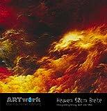 Wassertransferdruck WTD Design Folie ARTwork Heaven 50cm Breite