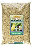 kaylor-made Rainforest esotici vitamina arricchito Canary & Finch food