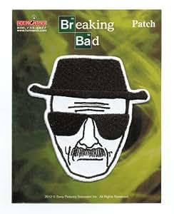 Breaking Bad Heisenberg Écusson brodé
