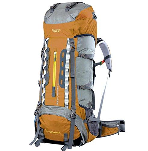 ROBAG Borse all'ingrosso interurbano trekking campeggio viaggio zaino arrampicata , blue rust red