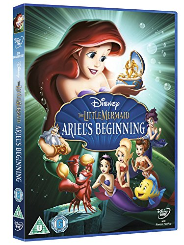Little Mermaid Arial's Beginning DVD Ret [UK Import]
