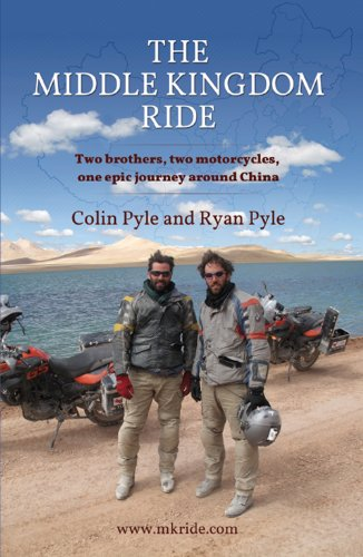 Pyle Auto (The Middle Kingdom Ride: Two brothers, two motorcycles, one epic journey around China (English Edition))