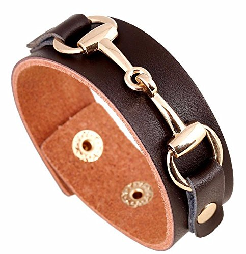 saysure-buckle-leather-bracelet-woven-leather-bracelet-hook-bag-men