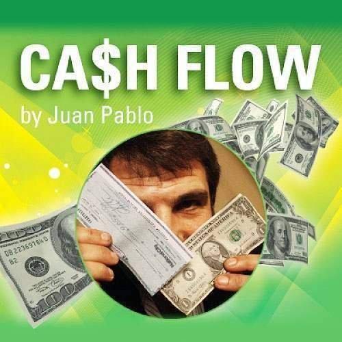 SOLOMAGIA Cash Flow by Juan Pablo and Bazar De Magia - Magie mit Tuch - Zaubertricks und Magie