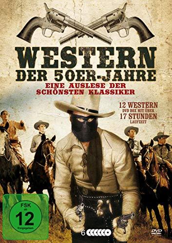 Classic Western der 50er-Jahre - Eine Auslese der schönsten Klassiker